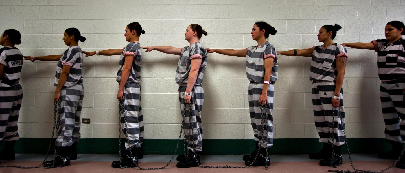 criminal incarceration of women in american society A summary of women in prison criminology essay african american women - 46% rather than a change in the amount or severity of crime in which women are.
