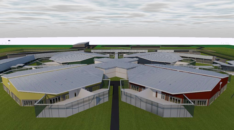 New South Wales Constructing Rapid-Build Prisons, 1,700-bed Jail