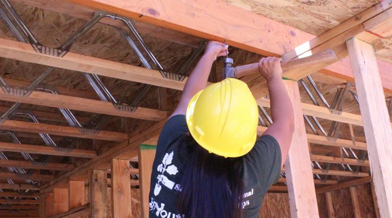 Construction-Training Program Helps Parolees Build New Lives
