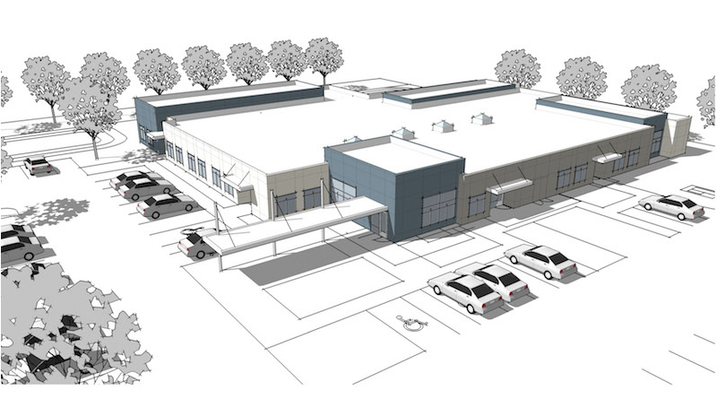 Washington State Breaks Ground on Latest Treatment Center