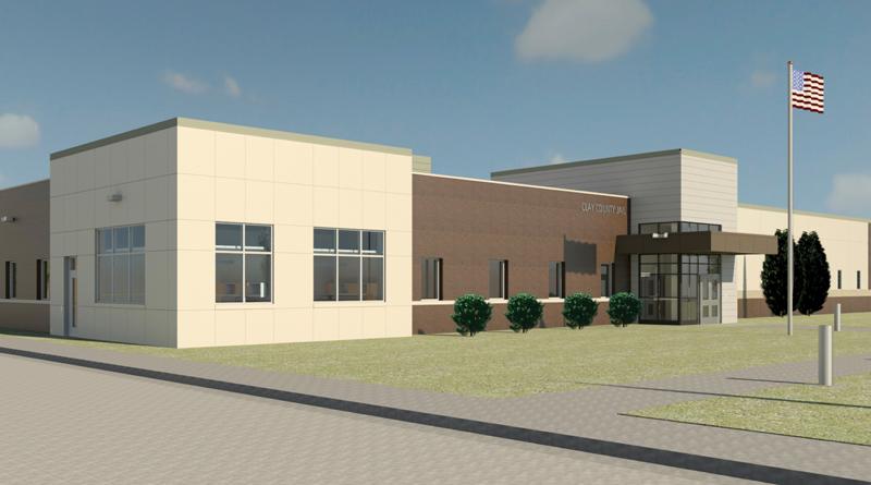 Moorhead Jail Design Includes Enhanced Health Services
