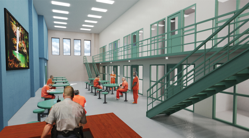 Ross County Jail: Meeting the Changing Needs of a Community