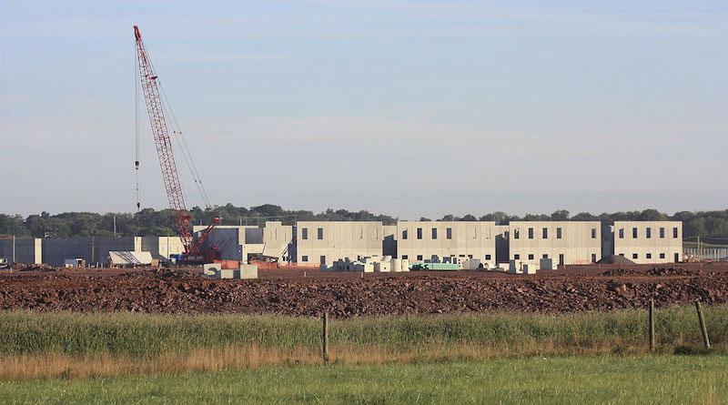 Backstory: New High-Tech Phoenix Facility Underway in Pennsylvania…Still