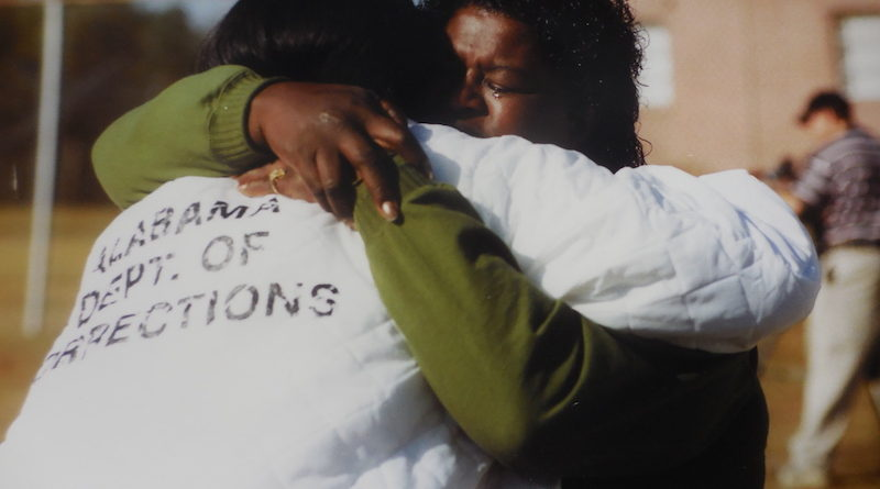 AIM Provides Services to Alabama's Incarcerated Mothers