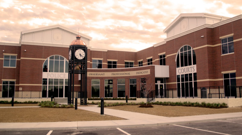 City of O'Fallon Justice Center