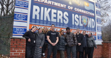 Rikers Island Replacement