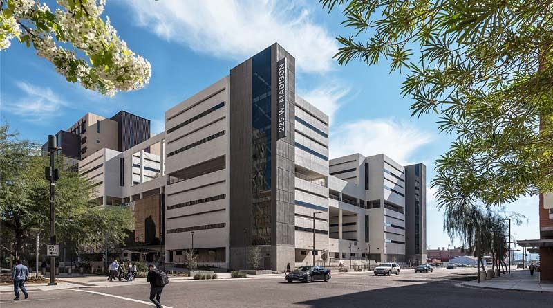 Outdated Arizona Jail Transformed into County Office