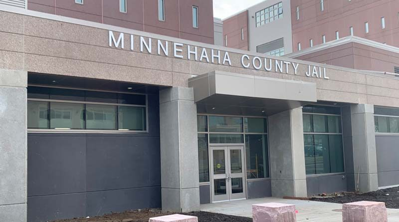 South Dakota Jail Expansion Set for June Finish