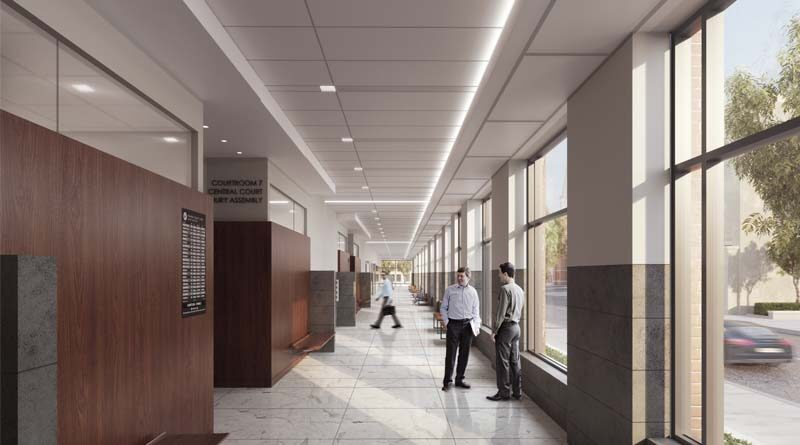 Pennsylvania Court Facility Project Forges Ahead