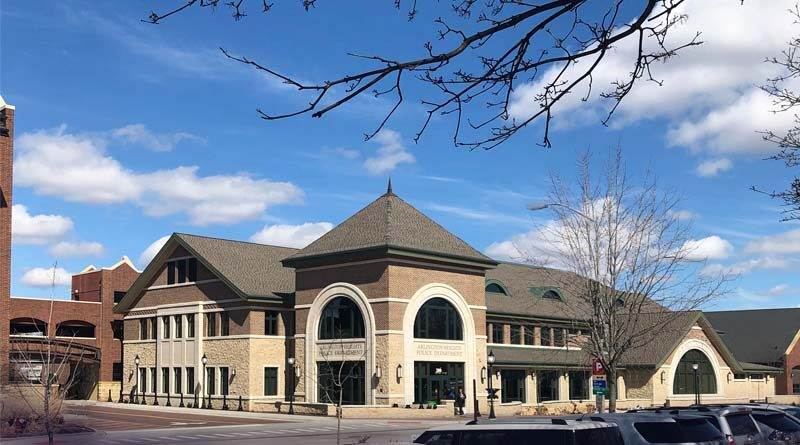 Illinois Police Station Project Earns National Award