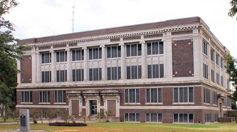 Historic Texas Courthouse to Undergo Restoration