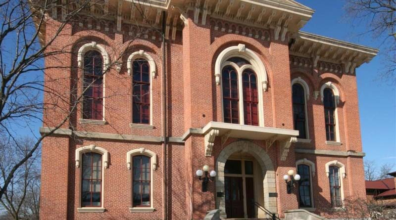 Historic Ohio Courthouse Restoration Nears Completion