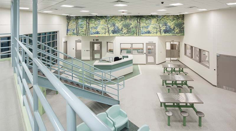 New Correctional Facility Wraps Build in Schoharie County