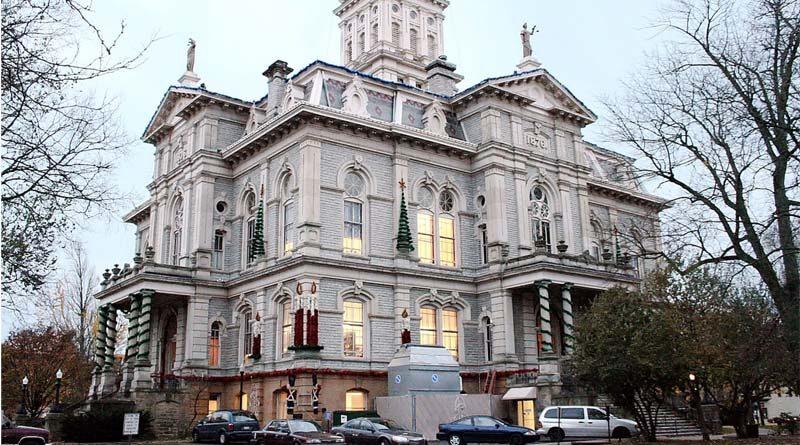 Historic Ohio Courthouse Plans Big Window Project