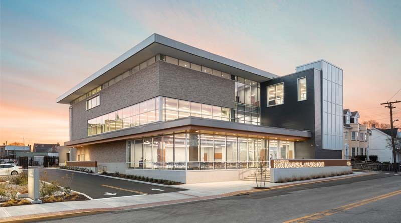 Stellar New Police and Court Facility Debuts in West Virginia