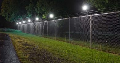 Intrusion Detection System Pairs Perimeter Tech with Intelligent Lighting