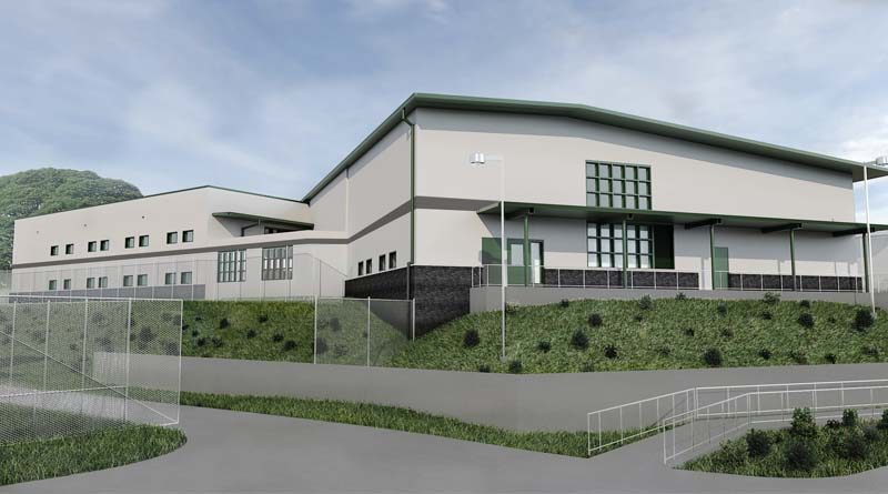 Women's Correctional Center in Hawaii Breaks Ground on New Housing