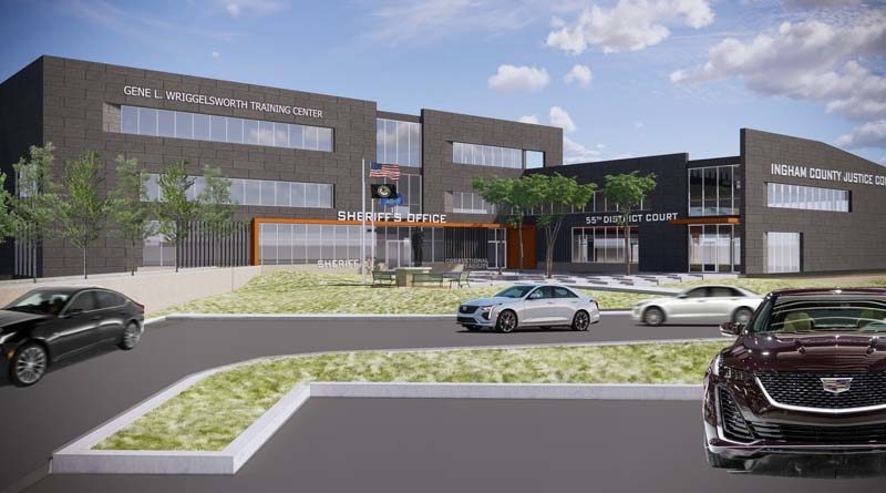 Dynamic New Justice Venue Starts Build in Southern Michigan