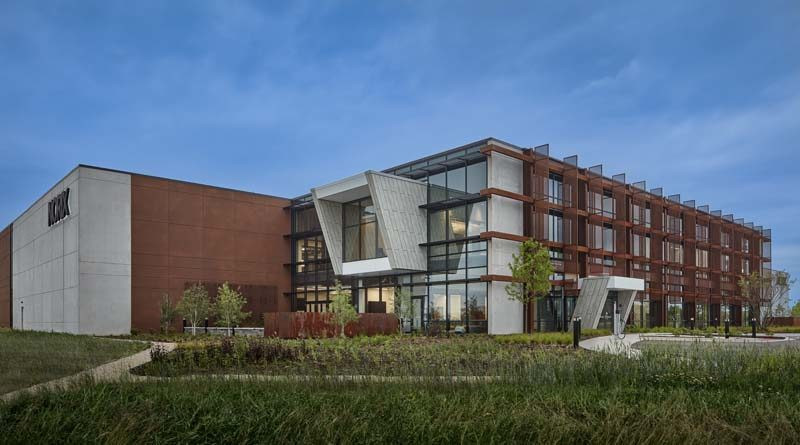Norix Unveils New LEED Gold Headquarters in West Chicago
