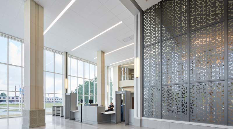 New Louisiana Courthouse is a Bayou State Standout