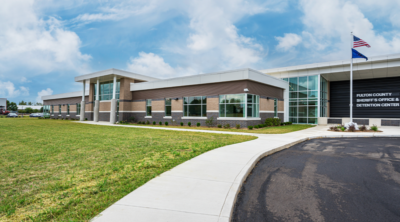 New Sheriff's Office and Detention Center Debuts in Hoosier State