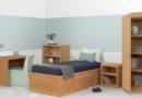 Wood-Like Furnishing Set