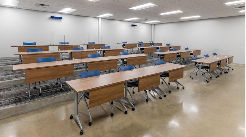 Dallas County Debuts KAI-Designed Sheriff's Academy