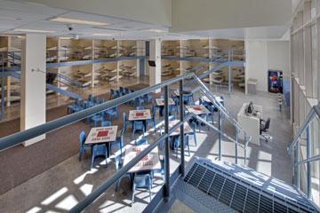 direct supervision jails