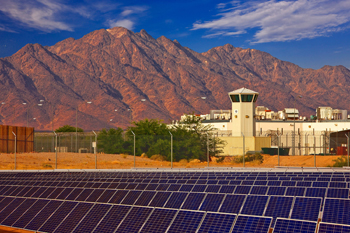 California Prisons Go Solar as Part of Green Initiative ...